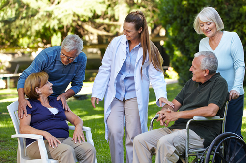 Tender Home Care Senior In-Home Care